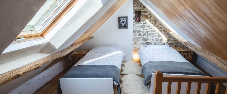 Mezzanine Twin Bedroom - 10
